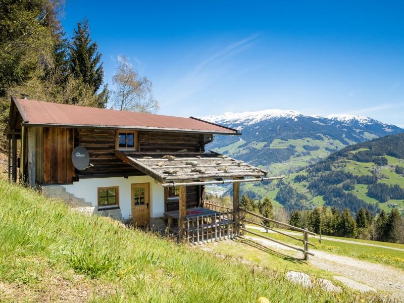 Ferienhütte Zillertal